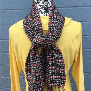 Cashmink Plaid Scarf Made in Germany
